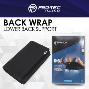 프로텍 Back Wrap LOWER BACK SUPPORT